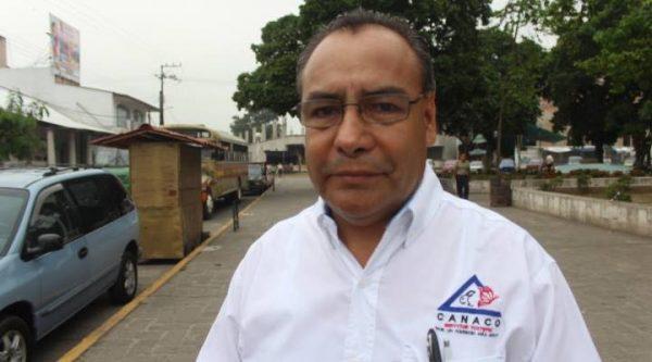 CANACO pide ya no cerrar el centro de Tuxtepec, ya bajaron más de 200 cortinas