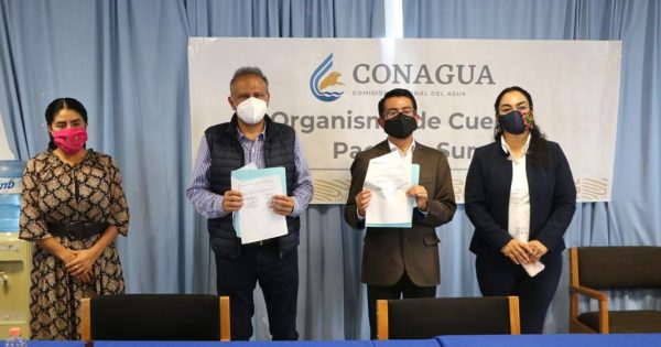Recibirá Oaxaca más de 300 mdp para obras de agua potable