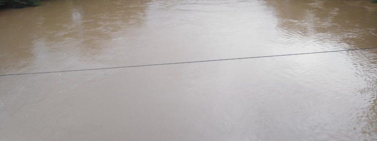 Hasta el momento, sin afectaciones en Chiltepec, por lluvias