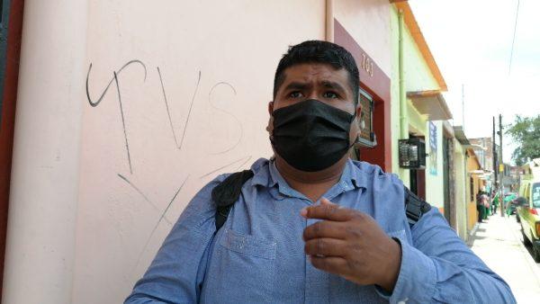 Dan Ultimátum los vecinos desplazados de Lomas del Quio a gobierno de Oaxaca