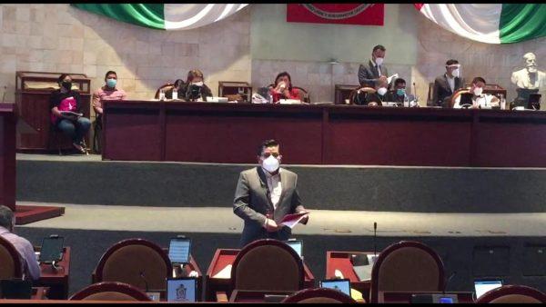 Propone Diputado César Morales suspender fiestas patrias por pandemia