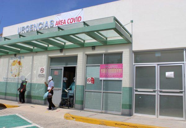 Huajuapan sin camas de hospitales para casos covid