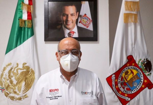 Hoy la cruzada es por la educación y en ella participamos todos: Francisco Ángel Villarreal