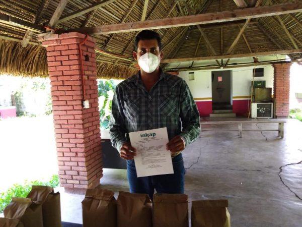 Instalará Gobierno de Tuxtepec parcelas demostrativas de maíz mejorado