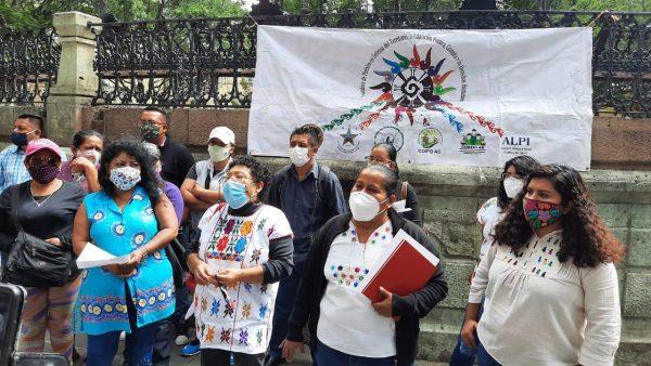 Organizaciones Defensoras del Territorio anuncian movilizaciones
