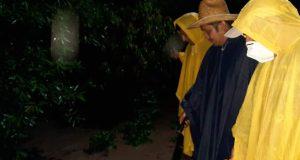 Presidente de Usila, pide a CONAGUA ampliación del muro de contención