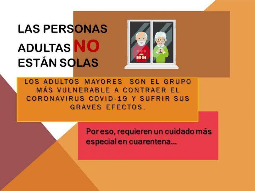 Subdelegación del IMSS llama a apoyar a adultos mayores del Asilo en Tuxtepec