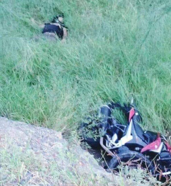 Motociclista muere en trágico accidente en Salina Cruz