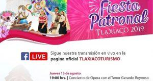 Tlaxiaco retransmitirá actividades de su fiesta patronal en honor a la Virgen de la Asunción