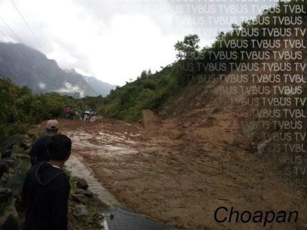 Causan estragos las lluvias en territorio Oaxaqueño