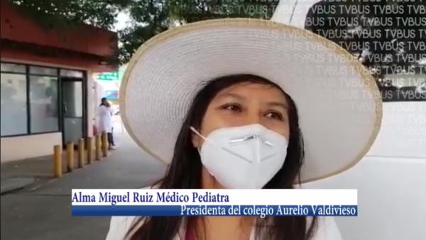 """Médicos oaxaqueños respaldan ley contra alimentos """"chatarra"""" que emitió el Congreso"""