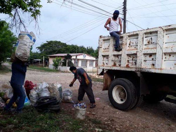 Anuncia Sector Salud de Tuxtepec campaña de descacharrización