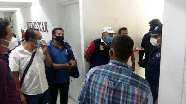Habitantes de San Pedro Mixtepec retienen a Delegada de Bienestar en Oaxaca