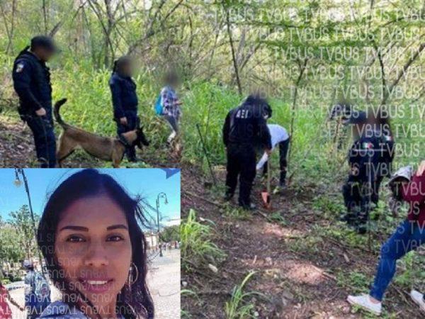 Confirma Fiscalía a familiares, que cuerpo de Casandra es uno de los que estaban en la fosa