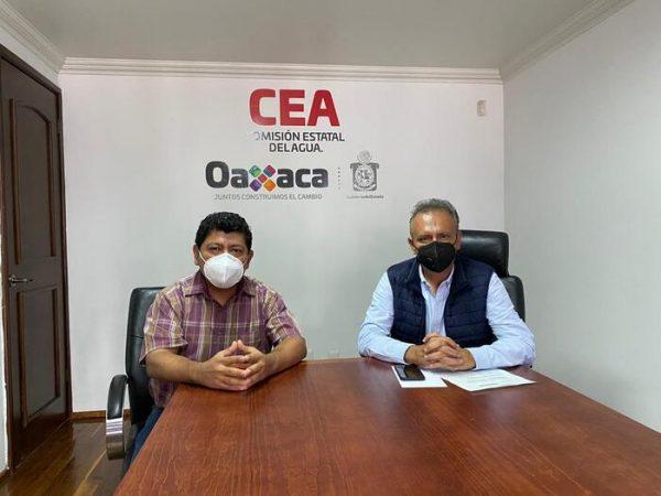 Gobierno de Tuxtepec logra acuerdo con CEA para la no instalación de medidores de agua