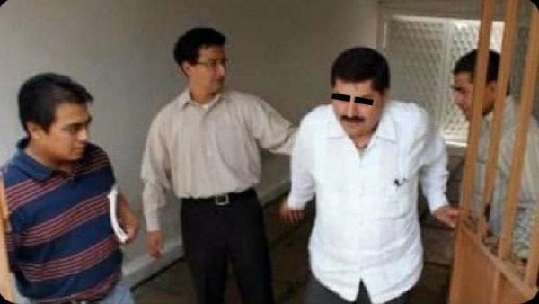 Detienen a Evencio Nicolás, ex Procurador de Oaxaca