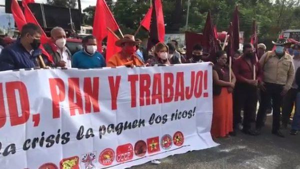 Familiares de víctimas de masacre en Huazantlán piden intervención de Corte Interamericana de los Derechos Humanos