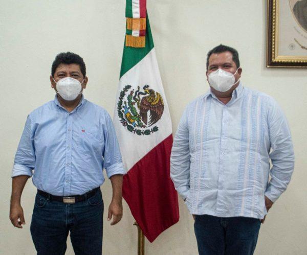 Manuel Chang nuevo Director de Gobernación del Ayuntamiento de Tuxtepec