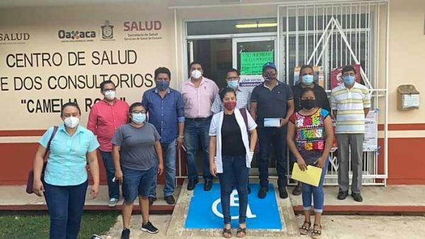Apoya Irineo proyecto de albergue para residentes médicos en Camelia Roja