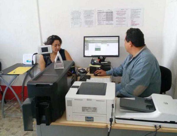 Reabren módulo de licencias en Tuxtepec, atienden solo por citas