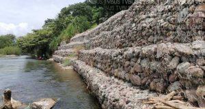 Por pandemia, estancado proyecto de reforzamiento del muro 3 Marías-Rica Hoja en Valle