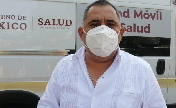 Anuncia Chester que AMLO podría visitar la Cuenca en su próxima visita a Oaxaca