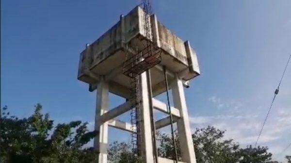 Buscan en Loma Bonita, sectorizar la red de agua potable