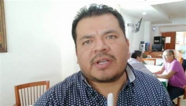 Fallece edil de Santiago Jocotepec por Covid