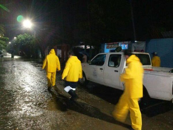 Protección Civil Municipal, vigila zonas de alto riesgo en Tuxtepec por inundaciones en temporada de lluvias