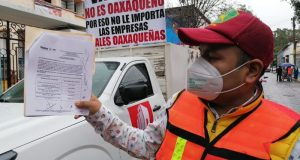 Empresas constructoras de Oaxaca, denuncian favoritismo por parte del titular de SINFRA