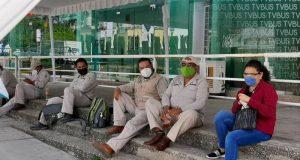 Trabajadores de vectores toman instalaciones de los SSO, piden pago de bono y otras demandas