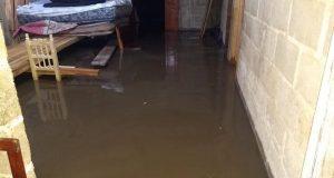 Hasta el momento, afectadas 8 viviendas en Usila por lluvias