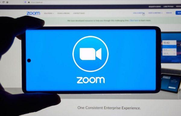 Zoom sufre fallas a escala mundial