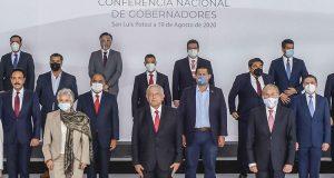 AMLO responde a gobernadores que dejaron la Conago: 'Están en total libertad'