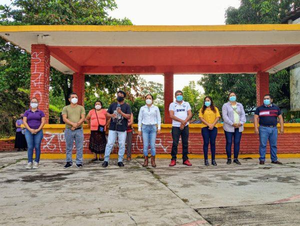 Exhorta Gobierno de Tuxtepec a no bajar la guardia contra el Covid-19