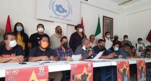 A un mes de asesinato de Tomás Martínez, organizaciones se movilizarán en Oaxaca