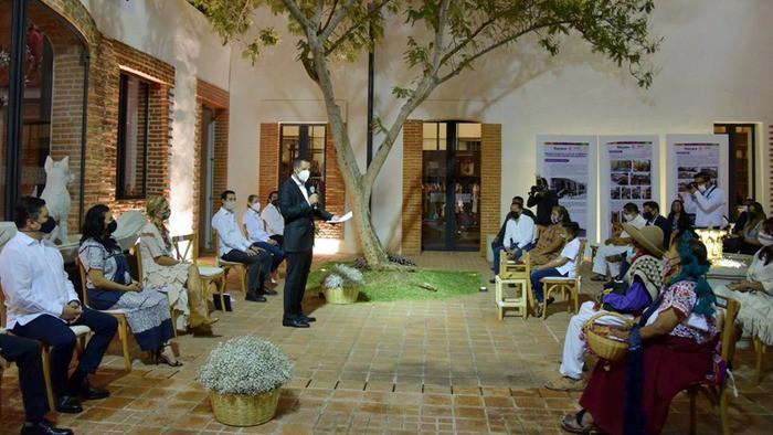 El sector artesanal es parte fundamental de mi gobierno: Alejandro Murat