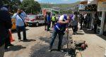 AMIC bachea calles de Oaxaca, municipio lo infracciona