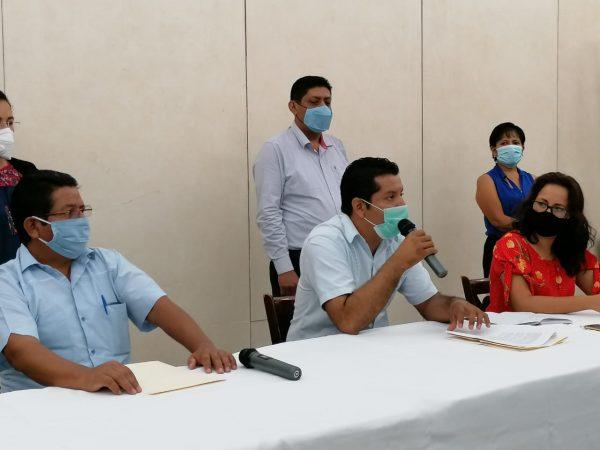 Sindicato del Poder Judicial de Oaxaca exigen devolución de descuentos injustificados