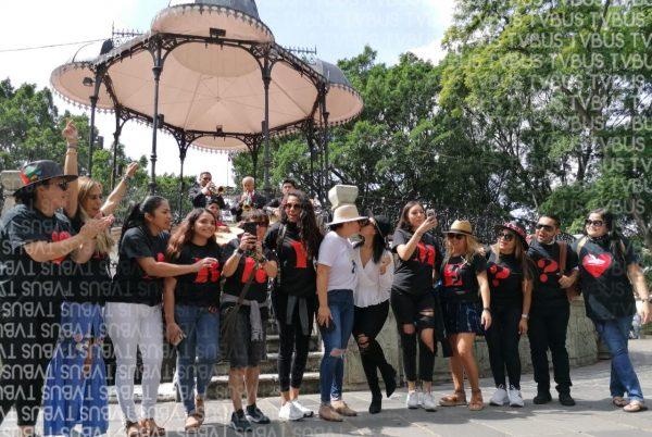 En plena pandemia con pedida de mano se arma fiesta en zócalo de Oaxaca