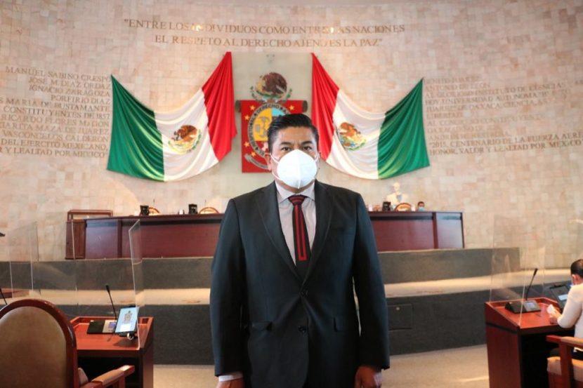 Proponen en el Congreso local, justicia virtual ante Covid-19