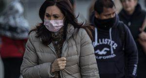 Se pronostican el ingreso de 54 frentes fríos a México, durante la temporada otoño-invierno
