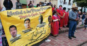 Habitantes de Copala exigen condiciones para retorno a lugar de origen
