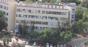 Saturado ISSSTE de Oaxaca, para atender a pacientes covid