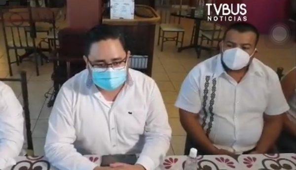 MC hace reunión en Tuxtepec sin Marcos Bravo; el Delegado Estatal