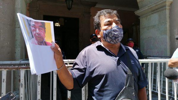 En Oaxaca no se imparte justicia, hay impunidad: Periodista agredido