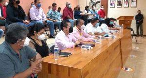 Sección 35 del SNTSA, anuncia movilizaciones ante nulas respuestas del gobierno