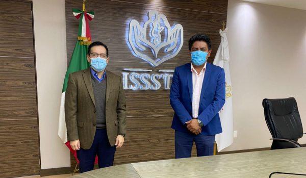 Urgente atender necesidades del sector salud: Irineo Molina