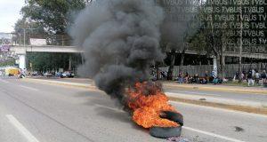 Organizaciones  se moviliza en Oaxaca, a un mes de la muerte del líder del FPR