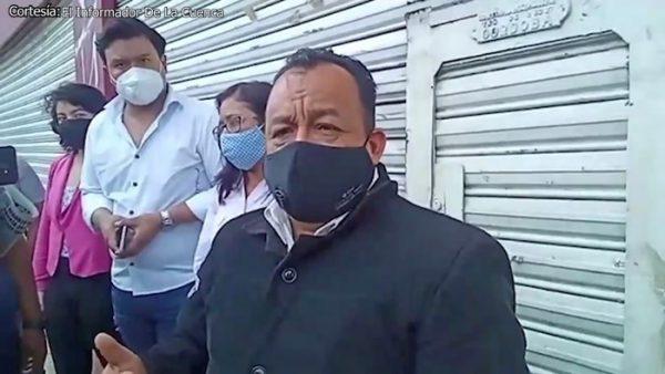 Abogados de Tuxtepec, exigen que abran juzgados